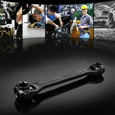 10mm-22mm Double Head Hexagon Socket Wrench with Metric System for Home Use&#