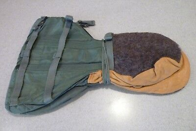 US Army Wool Liner Flyer's Chopper Mitts Mittens L Size Large USGI ECW Insulated