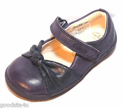 94ae49d812d5 Girls Clarks Ella Leah Fst Berry Pink Patent Leather Strap Shoes