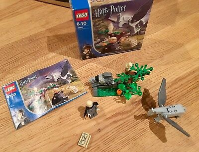Lego Harry Potter 4750 With Extras 2600 Picclick Uk