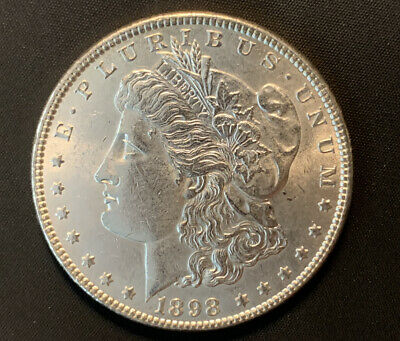 1887 Morgan Silver Dollar - Brilliant Uncirculated Quality!!
