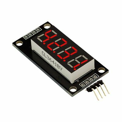 0.36 inch TM1637 Driver 4-digit LED Display Tube Module for Arduino DIY Ki NQ
