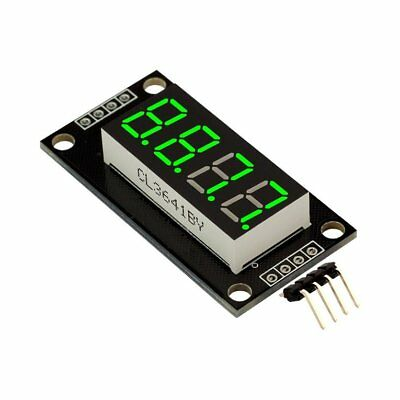 0.36 inch TM1637 Driver 4-digit LED Digital Tube Display Module for Ardui NQ