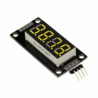 "0.36"" TM1637 Driver 4-digit LED Digital Tube Display Module for Arduino K NQ"