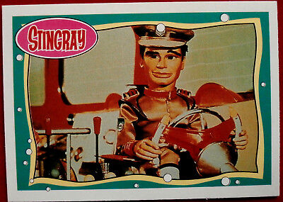 STINGRAY - Card #02 - Troy Takes Control - issued by Topps, 1993