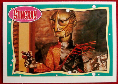 STINGRAY - Card #15 - It's Gadus - issued by Topps, 1993 Gerry Anderson