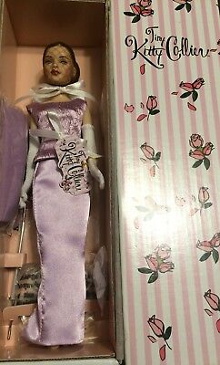 Tonner Tiny Kitty Collier Sixties Serenade Doll NRFB Lilac Gown Green Eyes