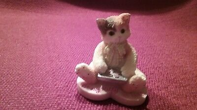 Calico Kittens: Be My Kitty - 155527 - Kitten Tray of Cookies - Valentine Minis