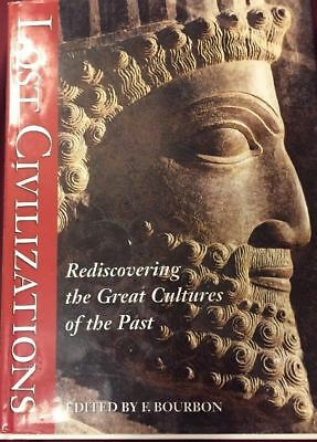 Lost Civilizations Rediscovering the Great Cultures of the Past, Palmyra BOOK