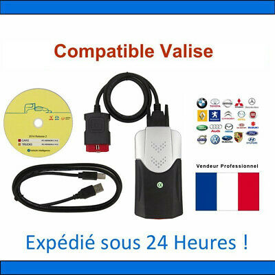 2015 TCS CDP Pro Plus Auto OBD2 Car Truck Scanner Diagnostic Tool for autocom TG