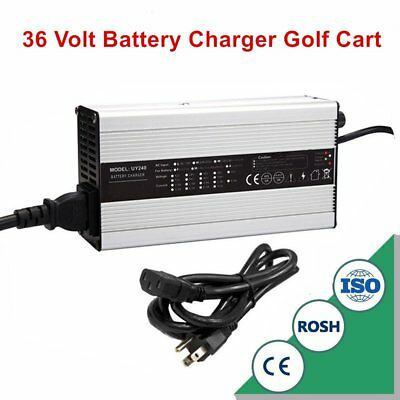 NEW 36 Volt Battery Charger Golf Cart 36V Charger For Ez Go Club Car DS EZgo TG