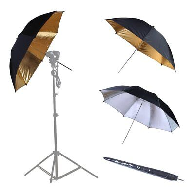 Translucent Umbrella with Reflective Cover Photography Umbrella Reflector SYWU