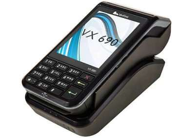 Verifone VX690 WiFi ,3G,NFC,EMV Chip Portable Card Reader Payment