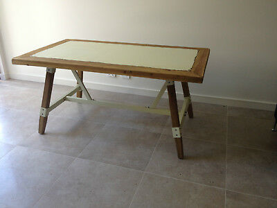 Brand New Industrial Style Dining Table Chairs Not Included