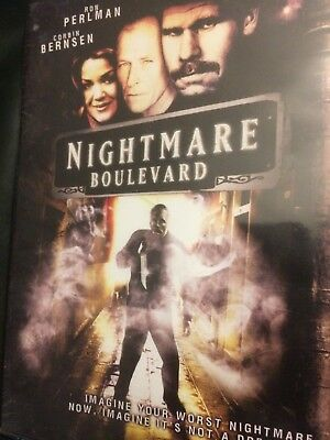 Nightmare Boulevard, DVD