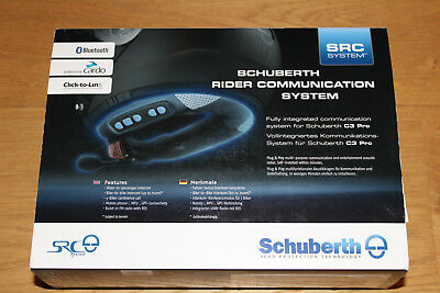 Schuberth Rider Communication System SRCS C3 pro Größe 50 - 59