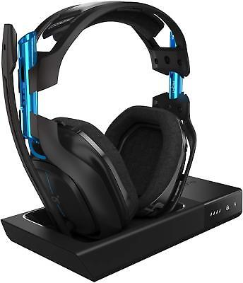 Astro Gaming A50 Wireless Dolby Headset + Base Station for PS4 & PC