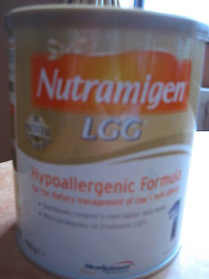 Brand New  Tin Of Nutramigen Formula 1 Baby Milk Still Sealed