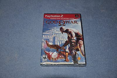 God of War Greatest Hits (Sony PlayStation 2, 2006) BRAND NEW FACTORY SEALED