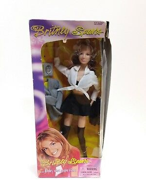 Britney Spears...baby One More Time 1999 Doll Clothes Accessories Music