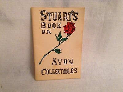 Stuart's Book On Avon Collectables