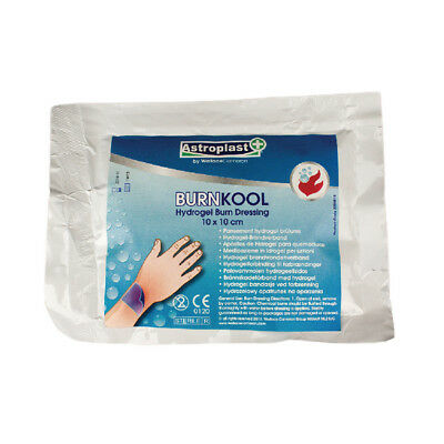 Wallace Cameron Burns Dressing 10x10cm (Pack of 10) 2203029