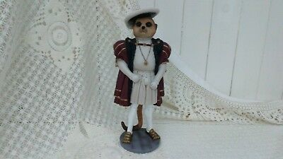 Country Artists Magnificent Meerkats Henry Figurine Boxed Ca04488