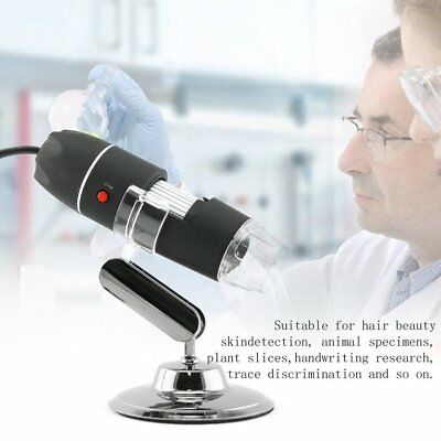 1600X WiFi Digital Microscope USB Camera Microscopio Electronic Magnif FR
