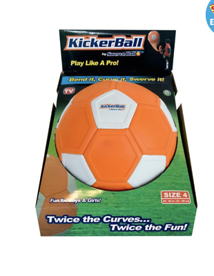 KickerBall by Swerve Ball for Kids Children, Xmas Gift Christmas present Boys