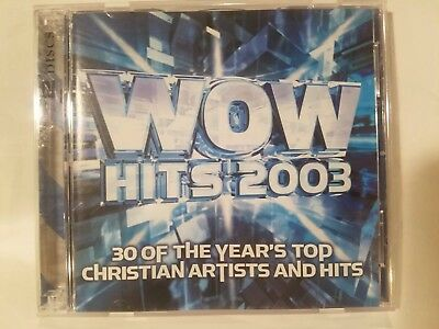 Various Artists - Wow Hits 2003 [2 DISCS] 2002 Word   Sparrow   EMI