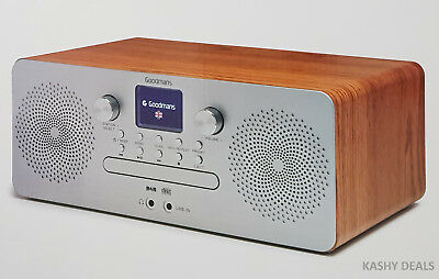 Goodmans All in One DAB CD Microsystem
