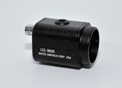 Watec LCL-903K CCD Camera  / DC 12V Industriekamera