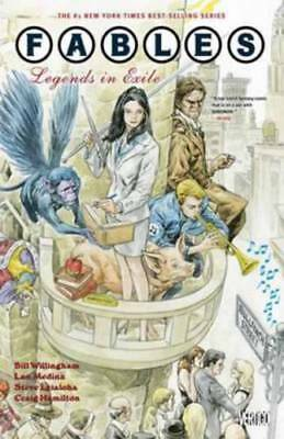 FABLES TP VOL 01 LEGENDS IN EXILE DC Comics Softcover Graphic Novel NEW