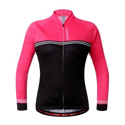 WOSAWE Long Sleeve Outdoor Sports Riding Cycling Jacket Bicycle ClothiG5