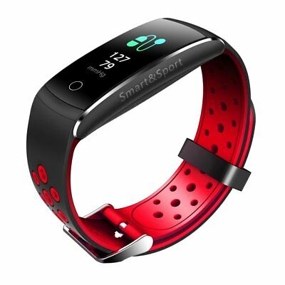Q8S Smart Watch Real-time Heart Rate Monitor Pedometer Sports Bracl NQ