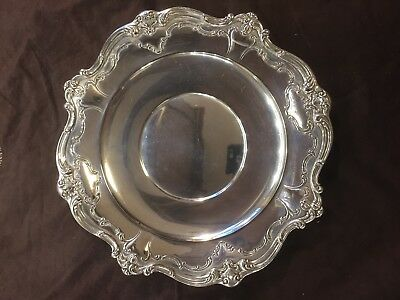 Chantilly by Gorham Sterling Silver Serving Plate #746