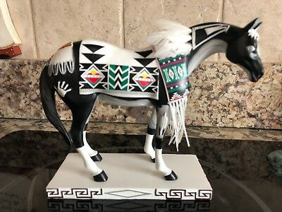 The Trail of Painted Ponies 1546 Tewa Horse