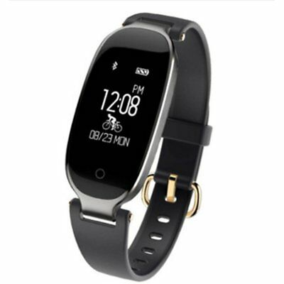 S3 Heart Rate Watch Ladies Multi-Sport Waterproof Bluetooth Wear Step Count NQ