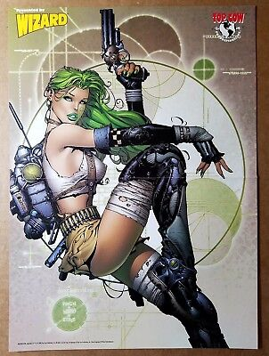 Aphrodite IX Top Cow Comic Poster by David Finch