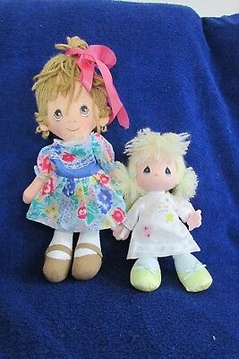 Pair of Precious Moments Dolls