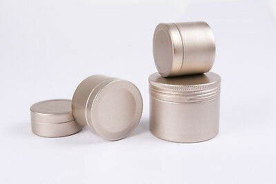 Airtight Smell Proof Container-New Aluminum Herb-Stash-Jar 1pc