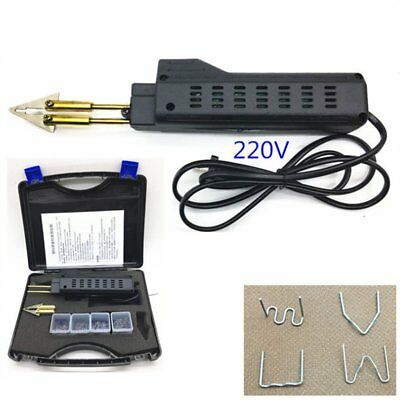 Electric Welding Machine Fairing Auto Body Tool With Plastic Repair System G4JP