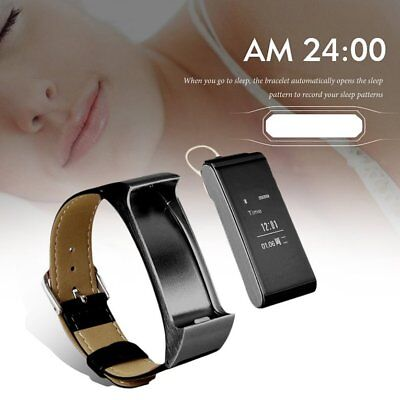 Bluetooth Smart Bracelet Touch Screen Available As Bluetooth Earpho NQ