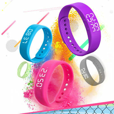 Multi-function Monitor Bracelet Smart Watch Wristband Sports Digital Bracel NQ