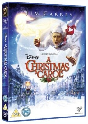 A Christmas Carol (DVD, 2009) *NEW/SEALED* 8717418253066, FREE P&P