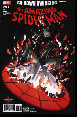 Amazing Spider-Man #797 1st Print Red Goblin Marvel Comics Sold Out Hot Book