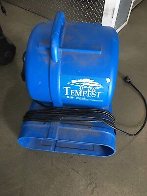 Dry Air Tempest 2 Speed Air Mover c-x