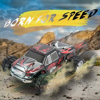 WLtoys A979 2.4GHz 1/18 4WD 45KM/h Brushed Electric RTR Off-road Buggy RC  FR