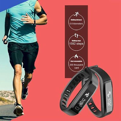 Smart Bracelet G15 Measuring Heart Rate Blood Pressure Monitoring Bluetoo NQ