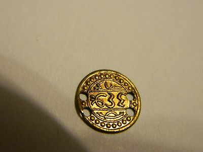Unknown Coin or Token--Extremely Small--INV139